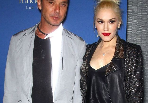 Gwen Stefani et Gavin Rossdale