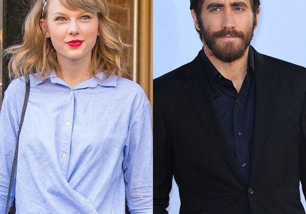Jake Gyllenhaal et Taylor Swift