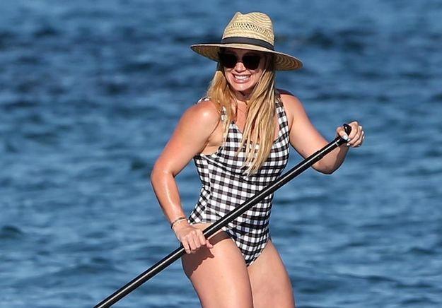 Critiquée sur son physique, Hilary Duff s'insurge sur Instagram