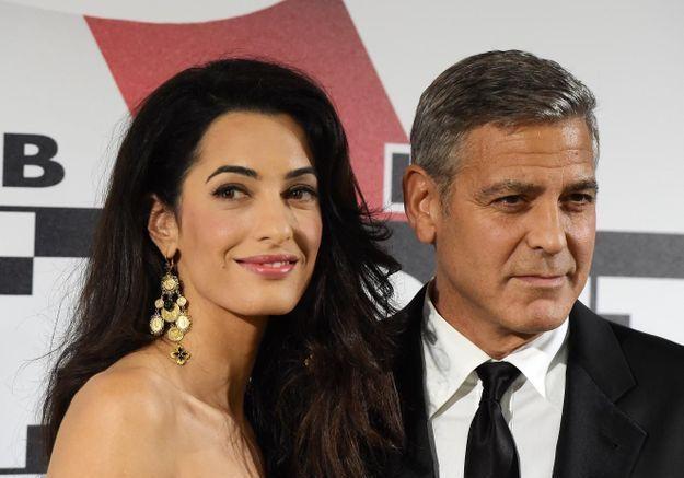 Date, robe, témoins : on en sait plus sur le mariage de George Clooney et Amal Alamuddin