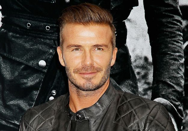 David Beckham admet que c'est Victoria qui choisit ses vêtements !