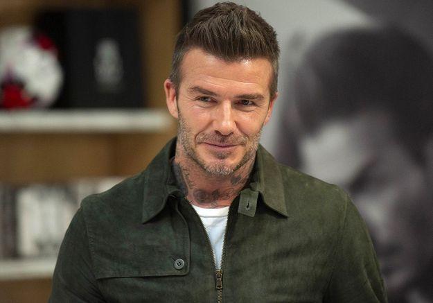 David Beckham : « Les Parisiens sont stylés et charismatiques »