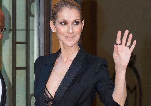 Céline Dion : découvrez sa métamorphose en femme fatale