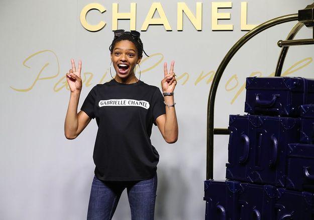 Découvrez le mannequin Selah Marley, la fille de Lauryn Hill et petite-fille de Bob Marley
