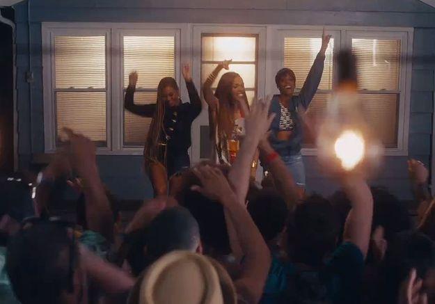 Regardez les Destiny's Child réunies dans un clip
