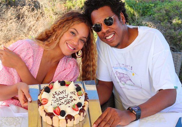 Découvrez les photos de l'anniversaire de Beyoncé !