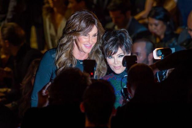 Caitlyn et Kris Jenner