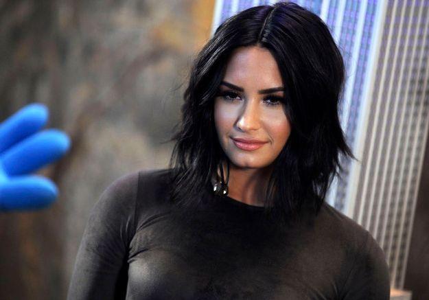 Demi Lovato demande qu'on la laisse tranquille après son overdose