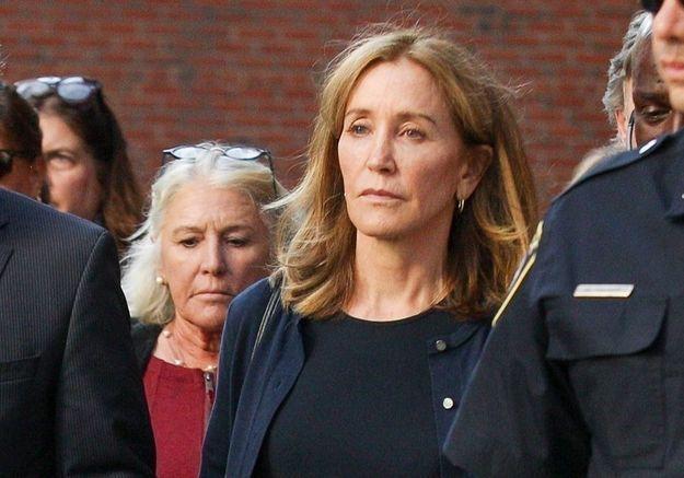 Desperate Housewives : une vidéo de Felicity Huffman en prison dévoilée