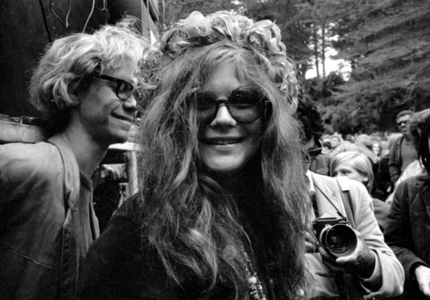 Destin brisé : Janis Joplin, l'étoile du rock and blues