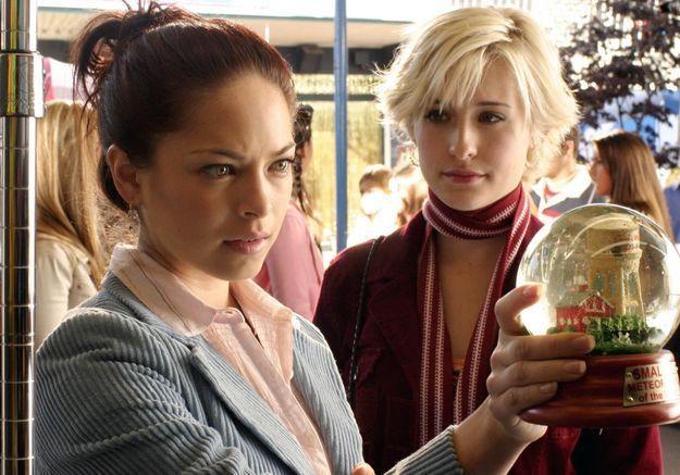 Deux actrices de «Smallville » accusées de recruter des esclaves sexuelles