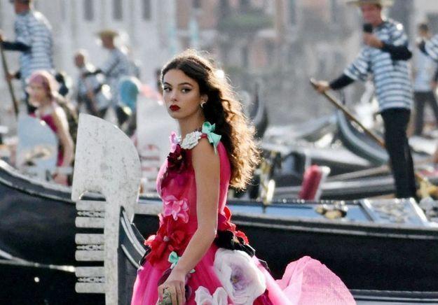 Deva Cassel en couple : la fille de Monica Bellucci partage son bonheur à Venise