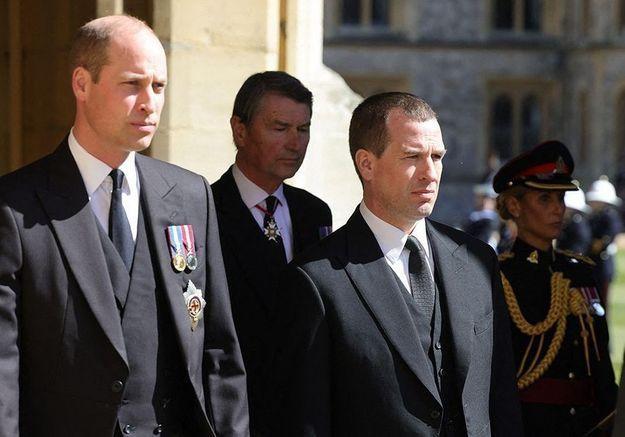 Disparition du prince Philip : les bouleversantes confidences de Peter Phillips, le petit-fils de la reine
