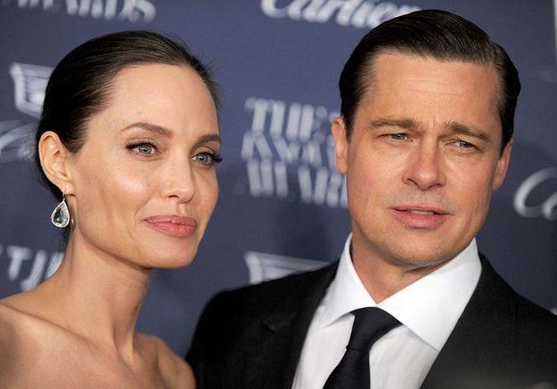 Divorce d'Angelina Jolie et Brad Pitt : l'actrice remporte une nouvelle bataille juridique