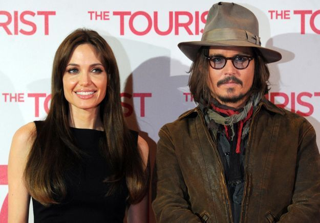 Divorce des Brangelina : Johnny Depp vole au secours d'Angelina Jolie