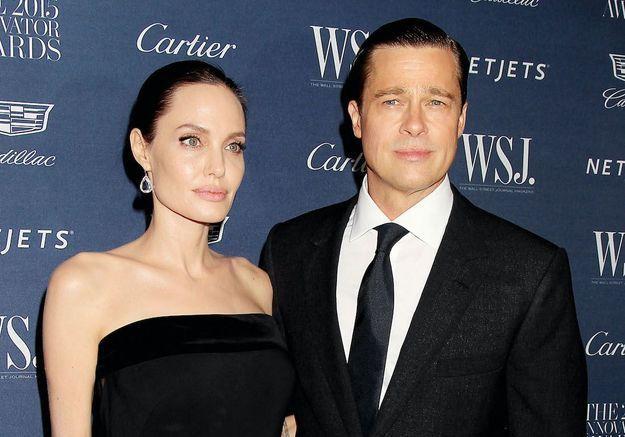 Divorce : la contre-attaque de Brad Pitt face à Angelina Jolie