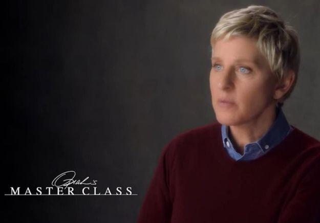 Ellen DeGeneres revient sur le décès de son ex-petite amie