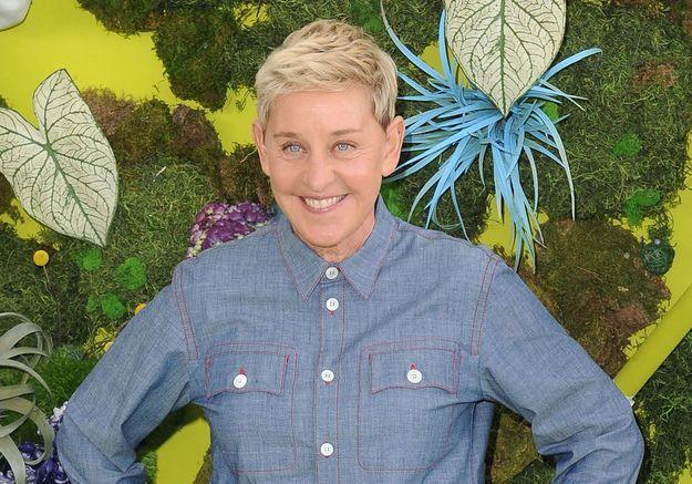 Ellen DeGeneres testée positive au Covid-19