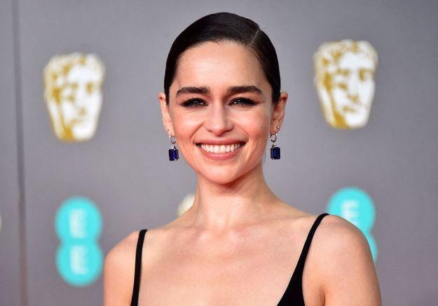 Emilia Clarke (Game of Thrones) : comment elle a fêté son anniversaire