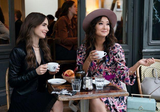 Emily in Paris : Ashley Park, l'interprète de Mindy, se confie sur son cancer