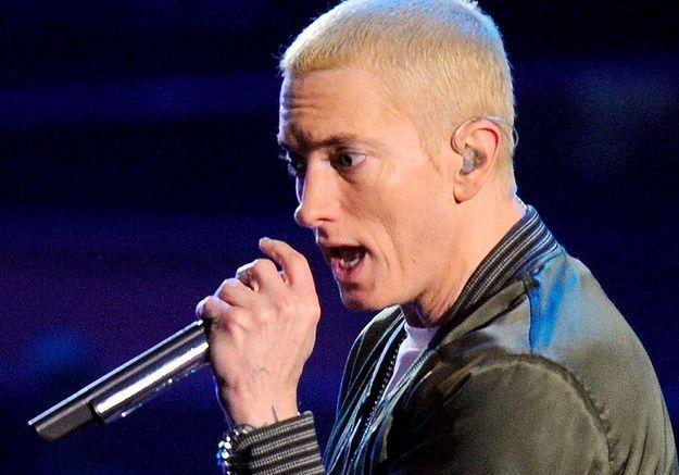 Eminem métamorphosé : reconnaissez-vous le rappeur sans son célèbre blond platine ?