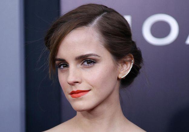 Emma Watson désignée «femme la plus remarquable de l'année»