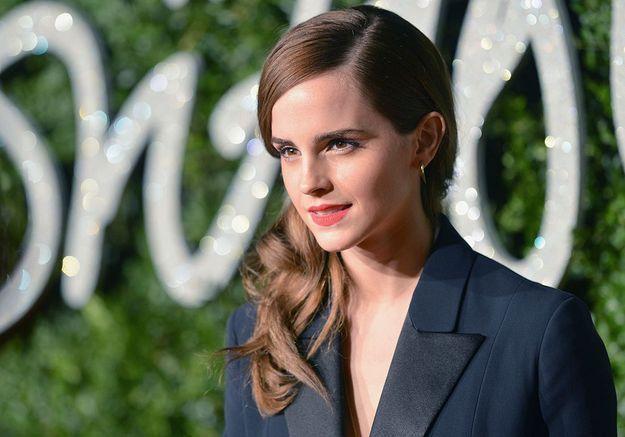 Emma Watson élue féministe de l'année 2014
