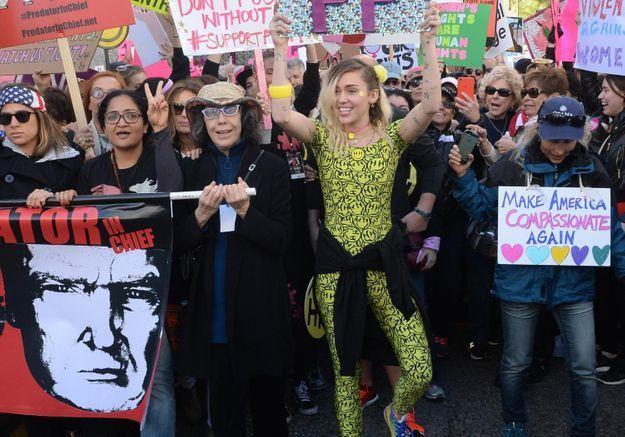 Emma Watson, Scarlett Johansson, Jane Fonda : Hollywood défile dans la rue pour la Women's March