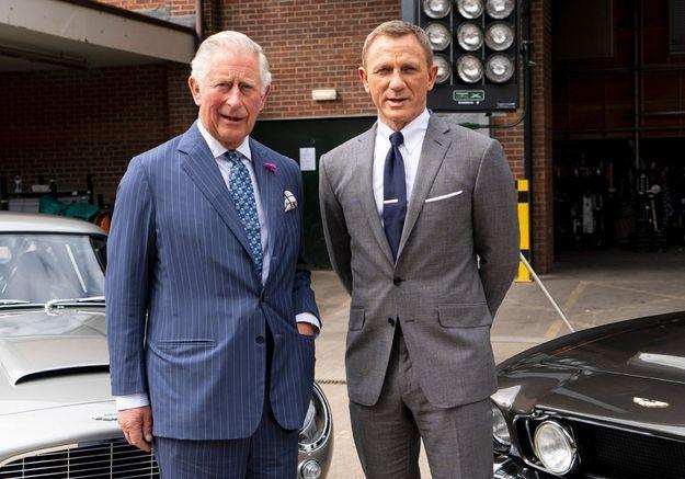 Et si le prince Charles était dans le prochain « James Bond » ?