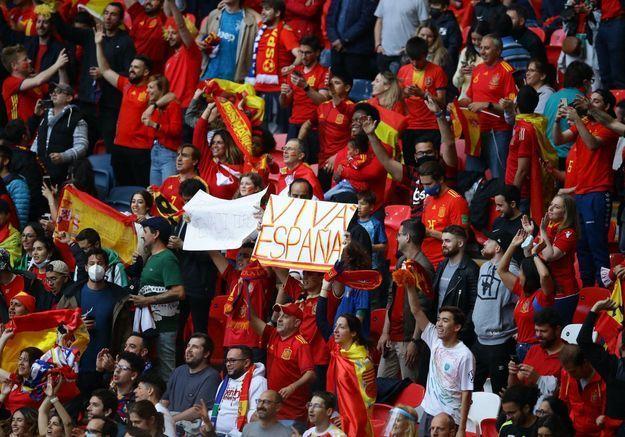 Euro 2021 : un spectateur ressemblant à Xavier Dupont de Ligonnès fait réagir les internautes