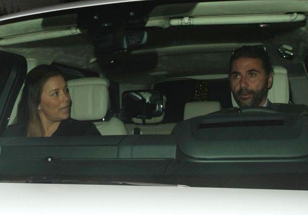 Eva Longoria et son mari Jose Antonio Baston
