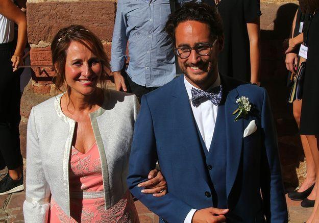 Ségolène Royal et Thomas Hollande