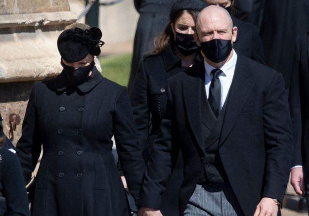 Funérailles du prince Philip : l'époux de Zara Tindall se confie sur cette « triste » journée