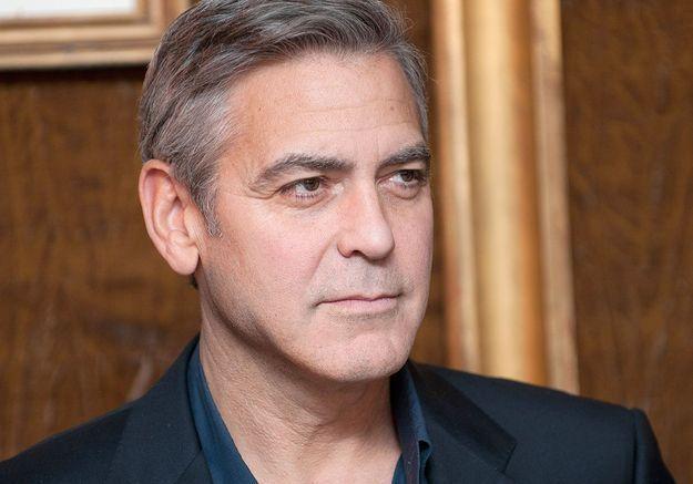 Furieux, George Clooney répond aux tabloïds
