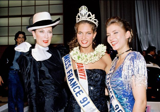 Gaëlle Voiry (Miss France 1990) décède tragiquement dans un accident de la route à 50 ans