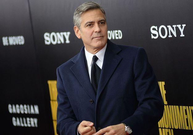 George Clooney poursuit sa guerre contre le Daily Mail
