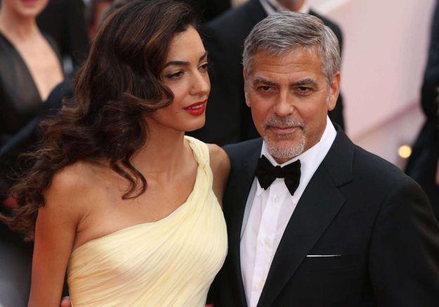 George et Amal Clooney inquiets pour leur sécurité