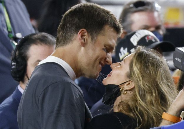 Gisele Bündchen : son émouvant message à Tom Brady après sa victoire au Super Bowl
