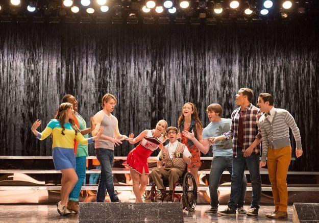 Glee : une des actrices emblématiques de la série va se marier