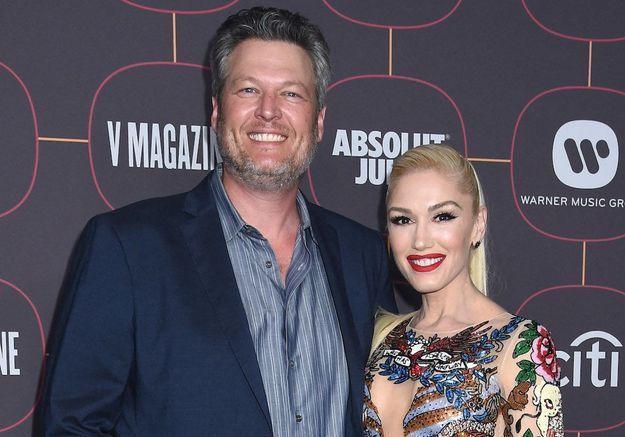Gwen Stefani et Blake Shelton mariés en secret ?