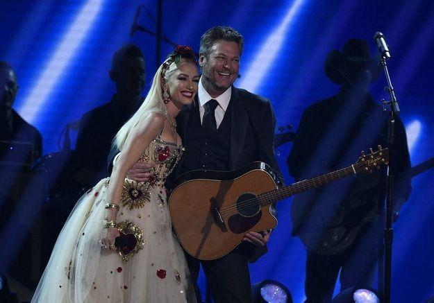 Gwen Stefani et Blake Shelton se sont mariés