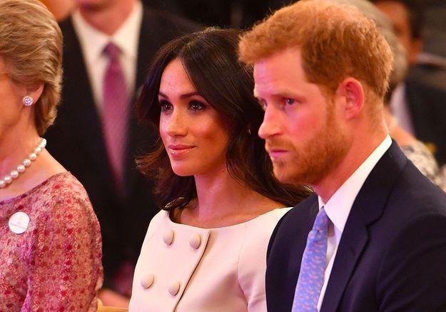 Harry et Meghan : soirée avec la reine et David Beckham !
