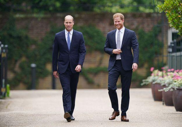 Harry et William : bientôt réunis pour honorer la mémoire de leur mère