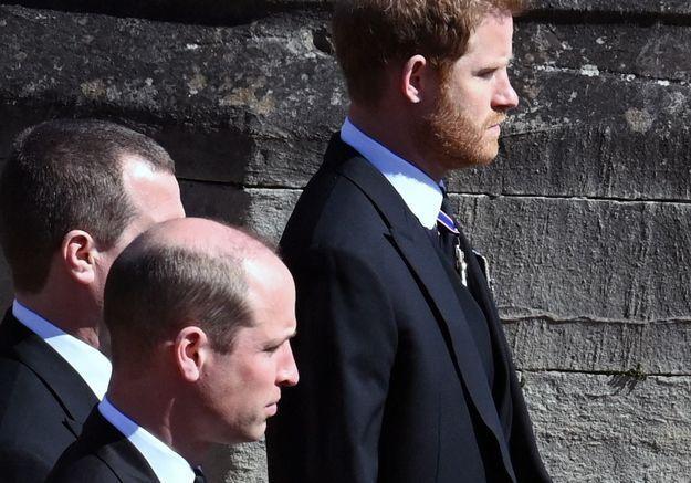 Harry et William : de nouveau séparés pour l'hommage à Diana