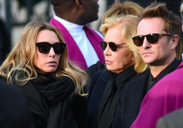 Héritage de Johnny : « David et Laura pas intéressés par l'argent », confie Sylvie Vartan