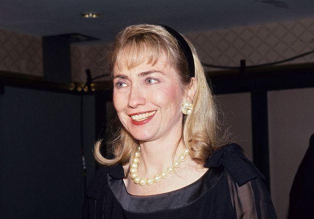 Hillary Clinton décide de soutenir son mari