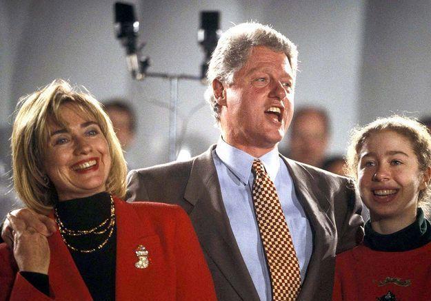 Hillary Clinton est désormais Première Dame des Etats-Unis