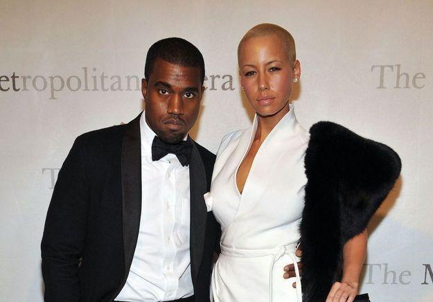 « Il m'a intimidée pendant dix ans » : l'ex de Kanye West, Amber Rose, l'accuse de harcèlement