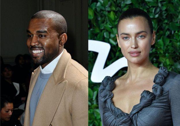 Irina Shayk toujours en couple avec Kanye West : elle est « agacée par les rumeurs »