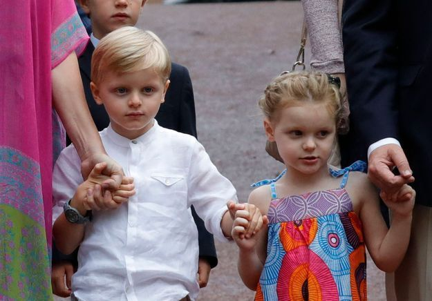 Jacques et Gabriella de Monaco : le palais princier dévoile un adorable cliché de leur rentrée